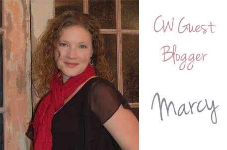 Take Heart [Guest Post by Marcy]