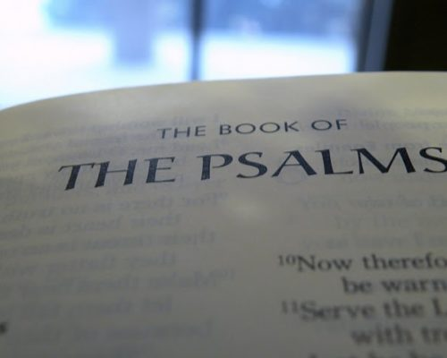 What is your favorite Psalm?