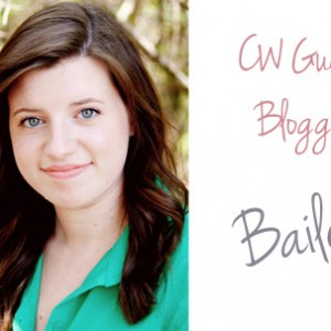 The Thief of Joy [Guest Post by Bailey]