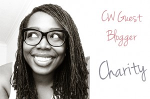 BCW Guest Blogger Charity