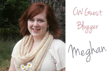 The Next Big Thing [Guest Post by Meghan]