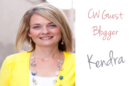 Be Bold {Guest Post by Kendra}