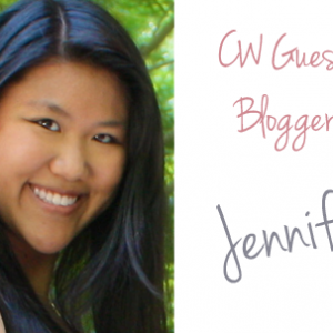 You Are Beautiful {Guest Post by Jennifer}