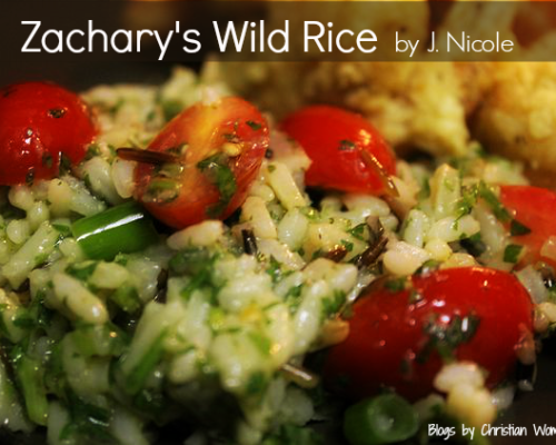 Zachary's Wild Rice Recipe by J. Nicole