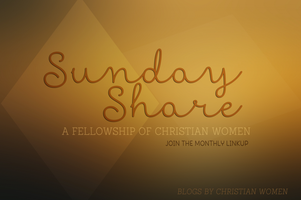 BCW Sunday Share Monthly Linkup