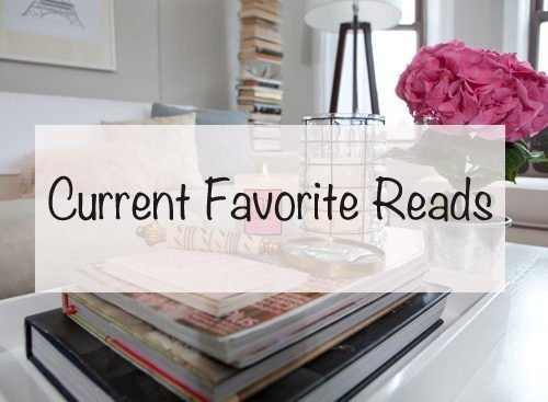 Current Favorite Reads