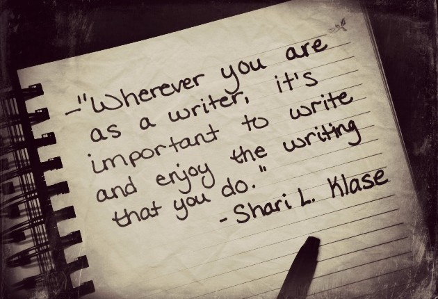 Writing Wins and Woes