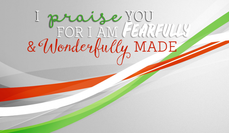 Do You Believe You are Wonderfully Made?
