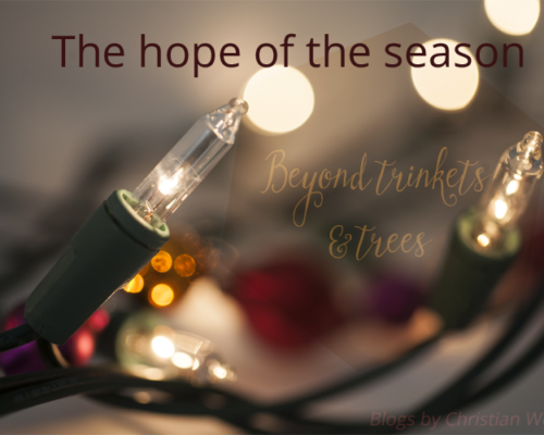 Beyond Tinsels & Trees