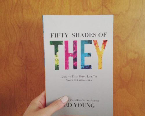 Fifty Shades of They – Book Review & Giveaway