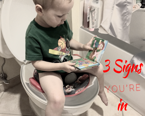 Are You Still Being Potty Trained? …Spiritually Speaking Of Course