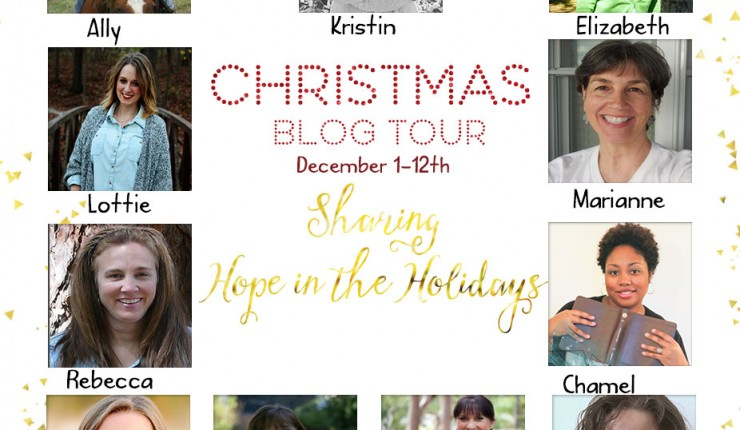 Hope in the Holiday Christmas Blog Tour | Day 12