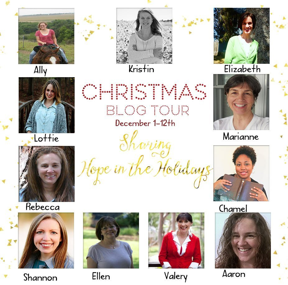 Christmas Tour of Christian Bloggers