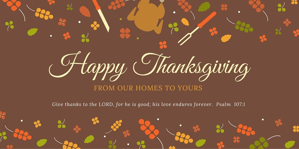 Thanksgiving Well Wishes