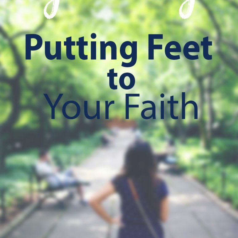 Moving in Faith