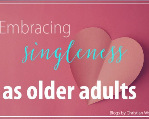 Embracing Singleness