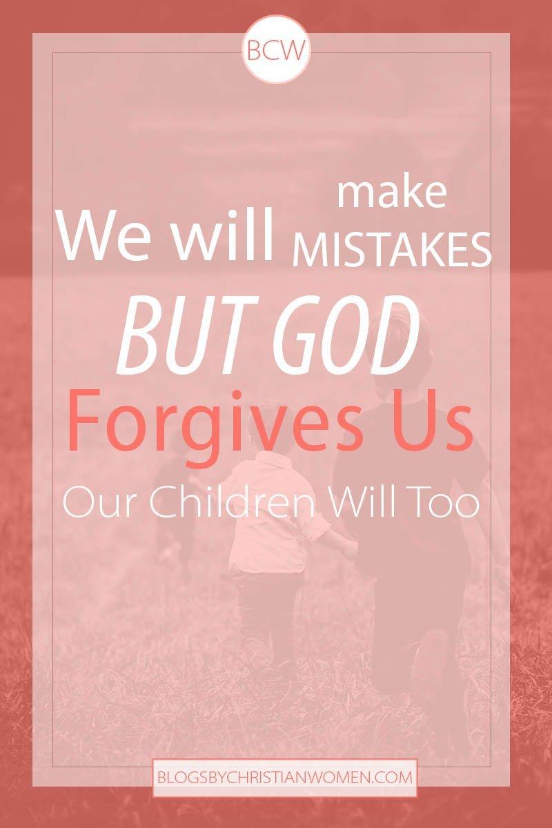 Children Will Forgive Parents