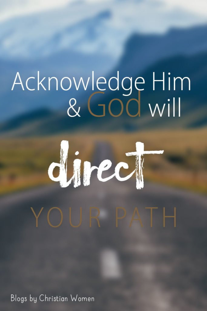 Trusting Your Future to God