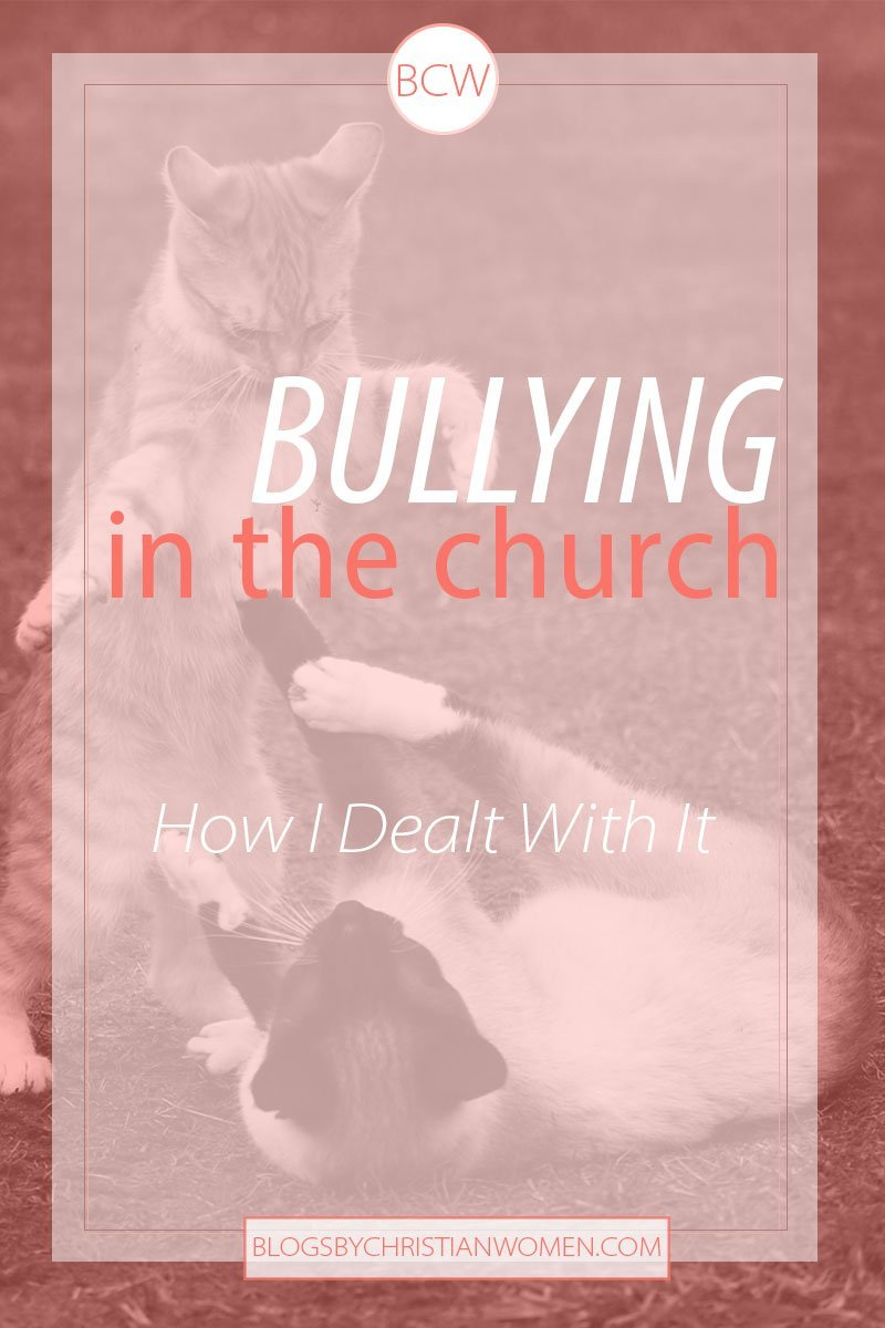 Bullying Within The Church