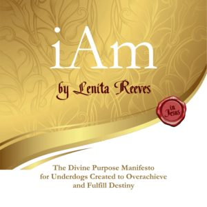 I Am audibook-Cover