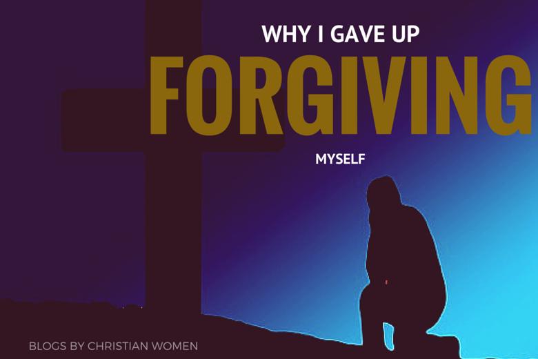 Forgive yourself no more