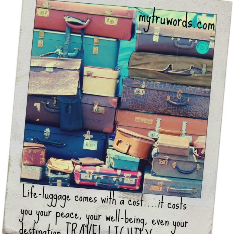 Travel Lightly