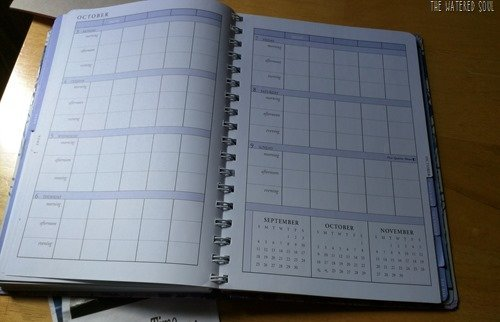 Mom's Weekly Planner