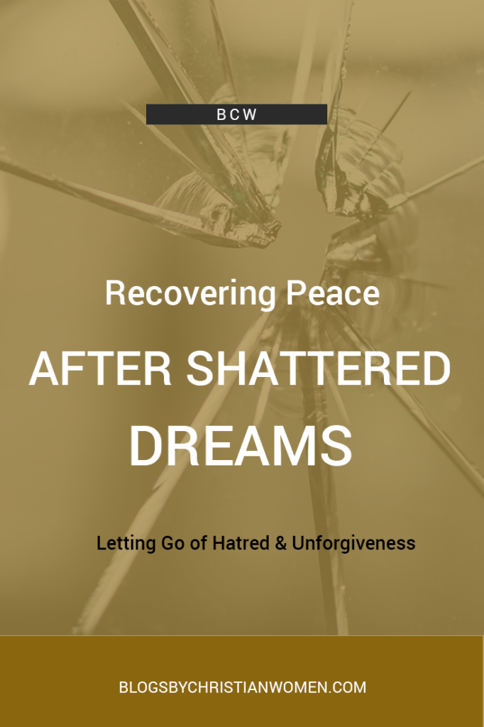 Letting Go Hatred
