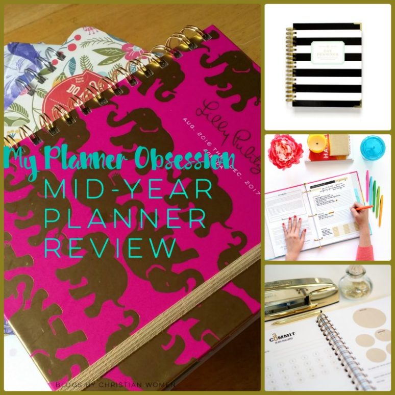 Mid Year Planner Review
