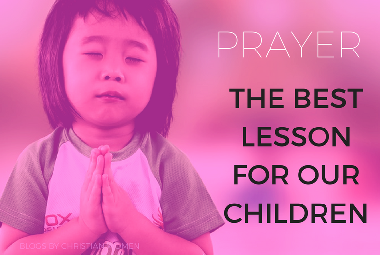 The Importance of Prayer for Kids