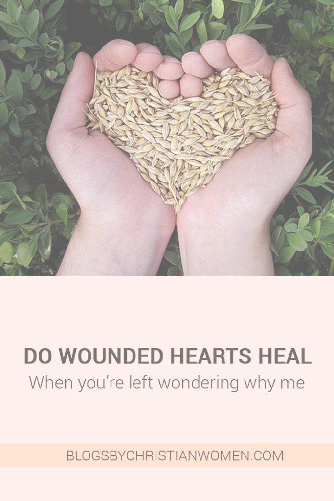 Overcoming a Wounded Heart