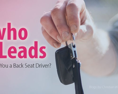 Why Driving from the Back Seat is the Safest Position