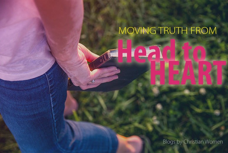 3 Ways to Get Truth from the Head to the Heart