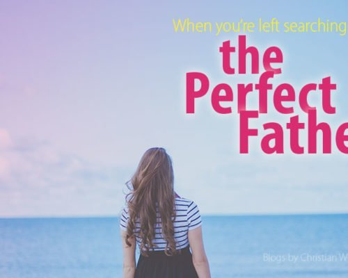 Finding My Perfect Father