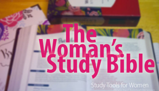 The NKJV Woman's Study Bible' Grow in the Word Giveaway
