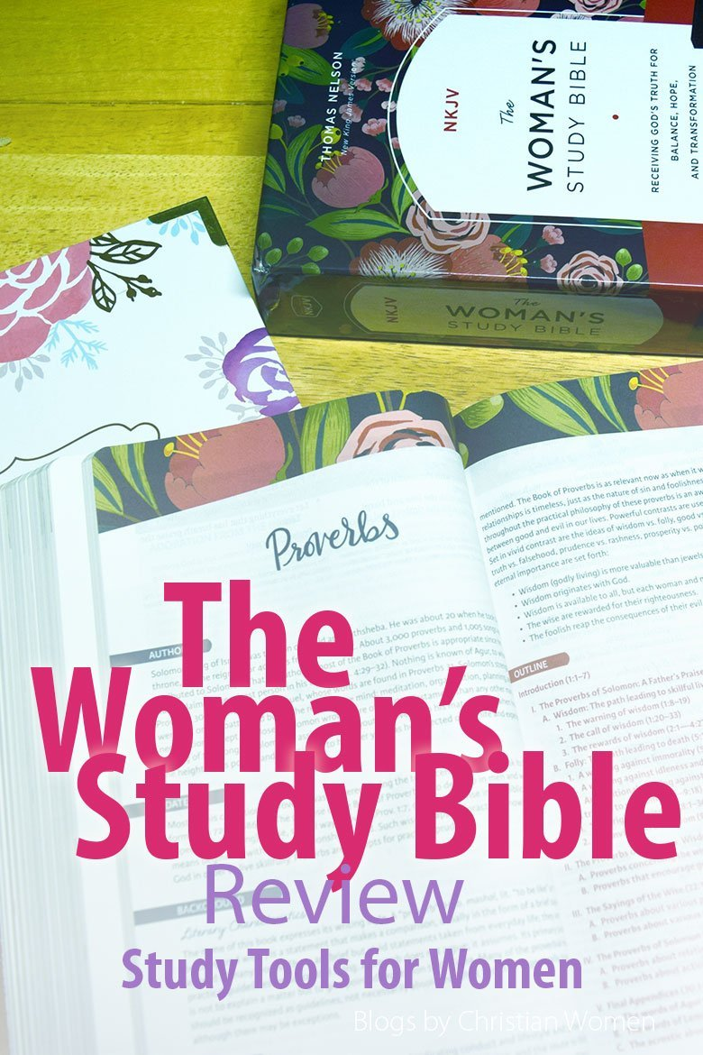 The Woman's Bible Study Review