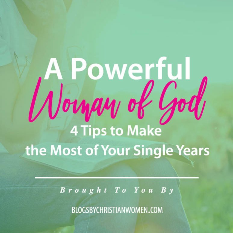 A Powerful Woman of God