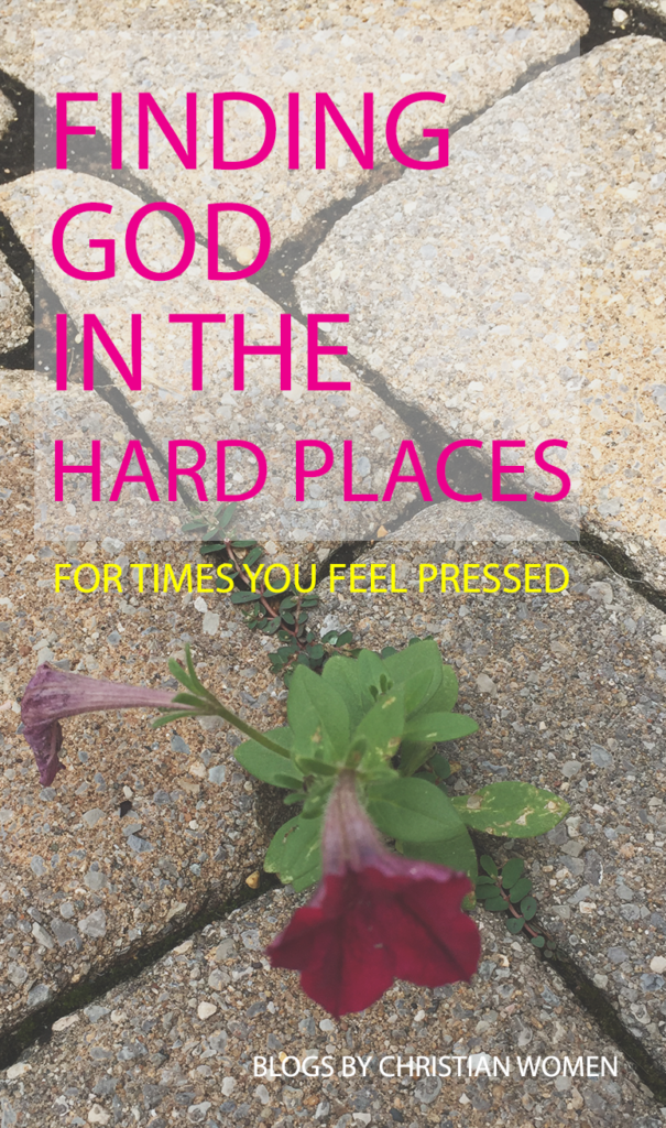 Finding God in the Hard Places