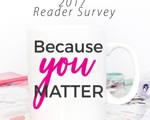 Can We Get Your Thoughts, Dear Reader…