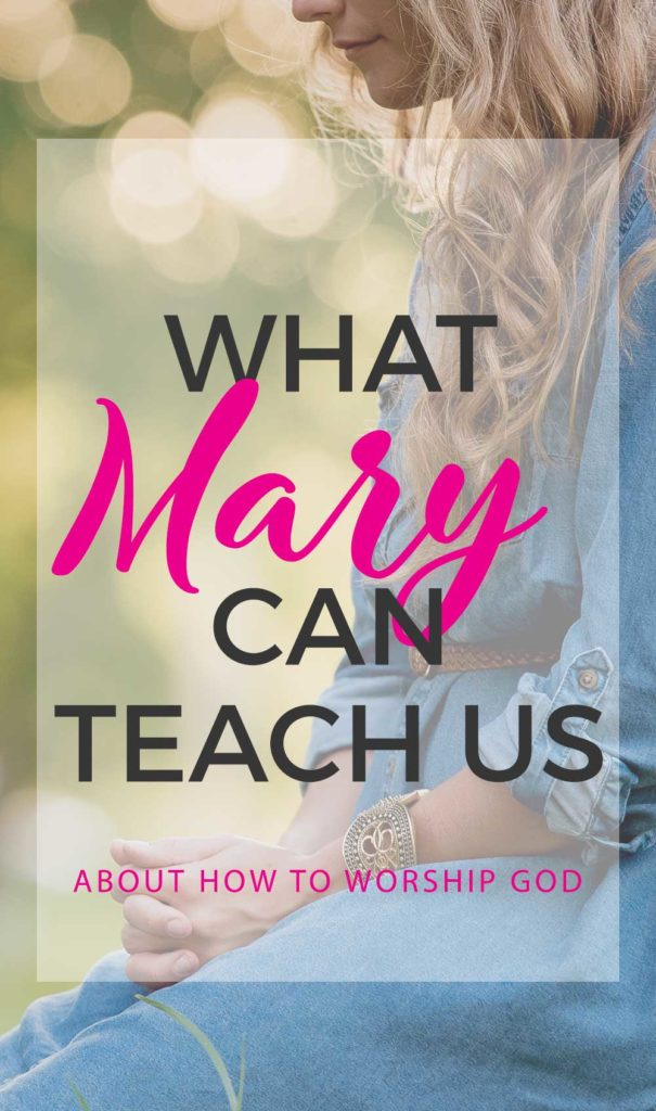 Mary's Alabaster Box | Lessons on Worship We Can Learn from Mary