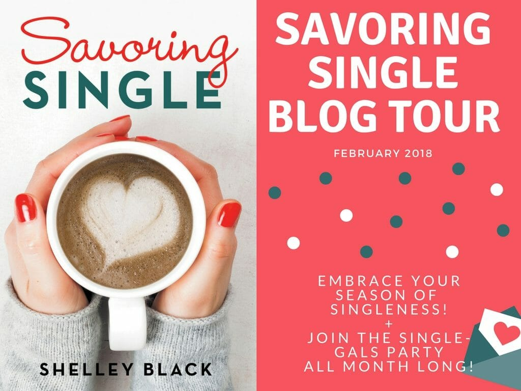 Savoring Single Blog Tour