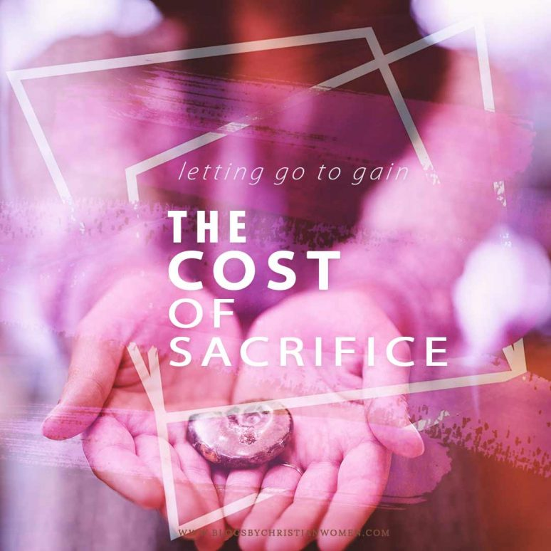 The Cost Of Sacrifice