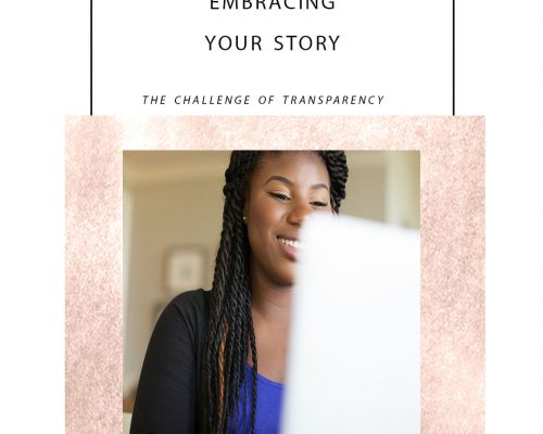 The Challenge of Transparency