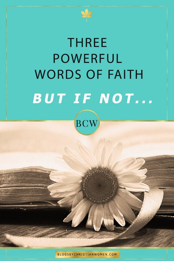 Powerful Words of Faith