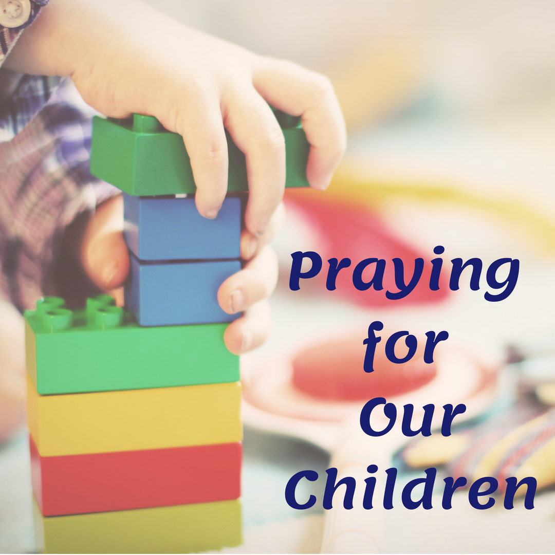 Praying for children
