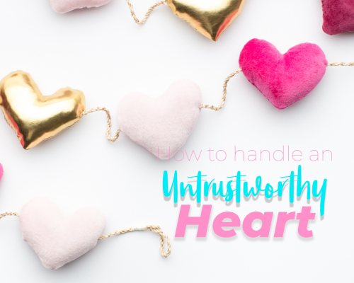 Learning How to Handle an Untrustworthy Heart