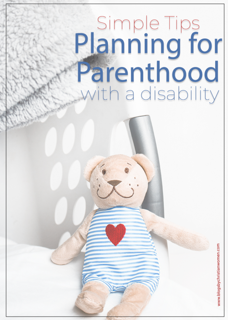 Parenting with a Disability
