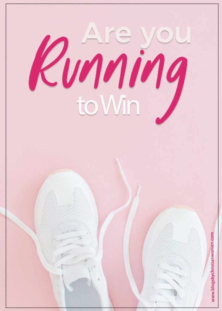 Are You running to win?