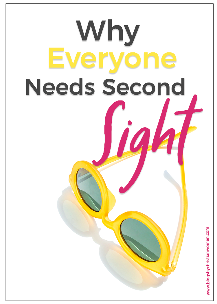 The Gift of Second Sight