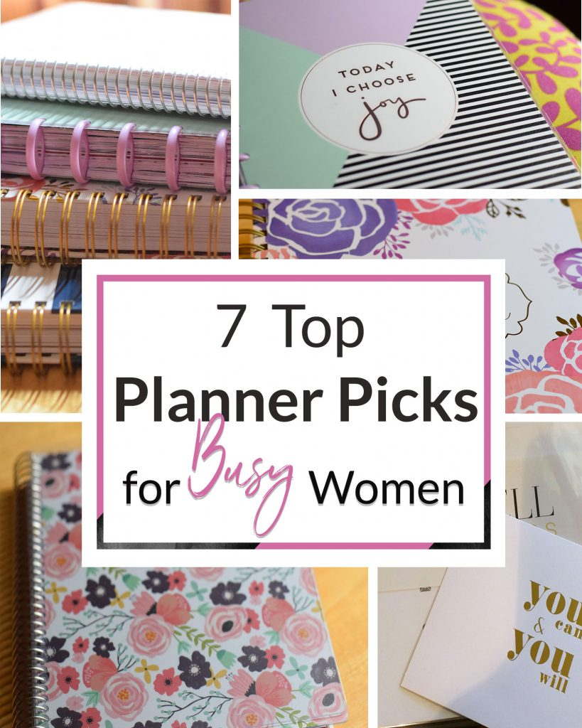 Top Planner Picks for Busy Women